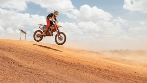 Motocross International de Saaba